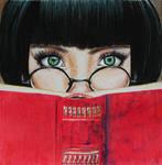 Book lover by SandraSaar