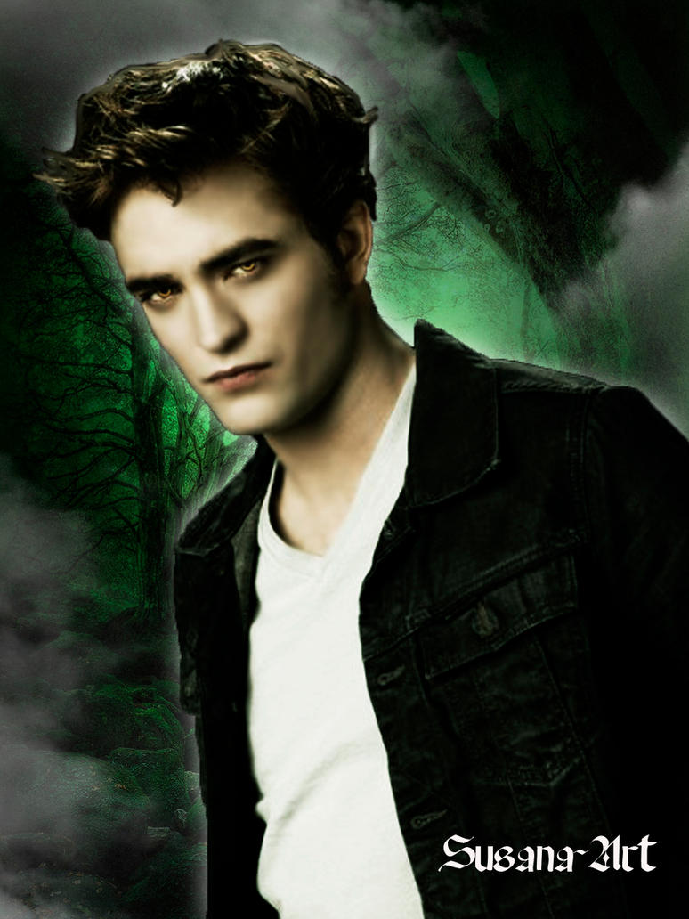 Edward Cullen by SusanaDS-Stocks