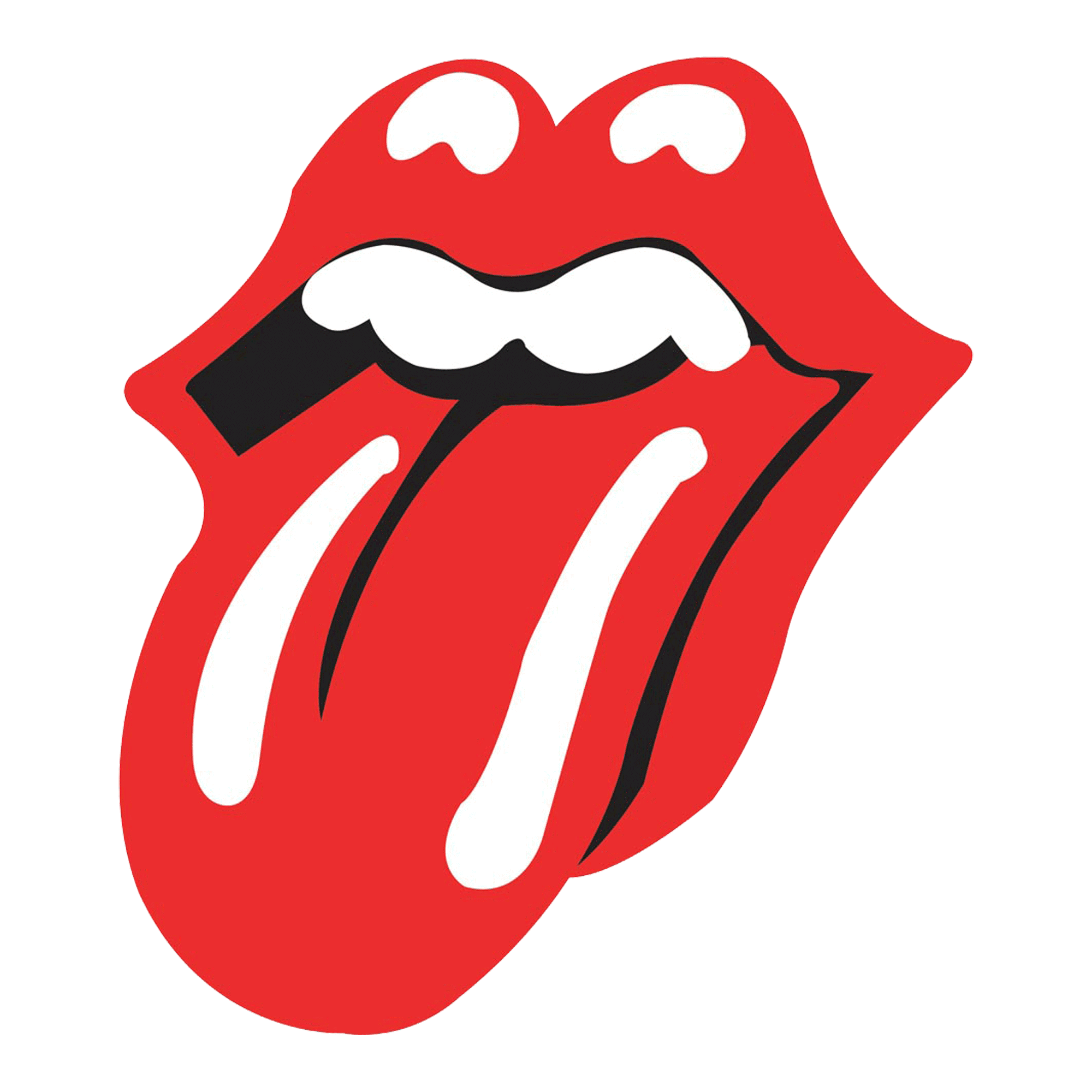 Rolling Stone Mouth   Original color