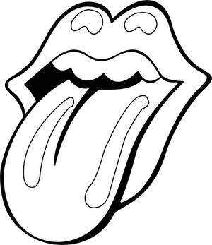 Rolling Stone Mouth | Contour