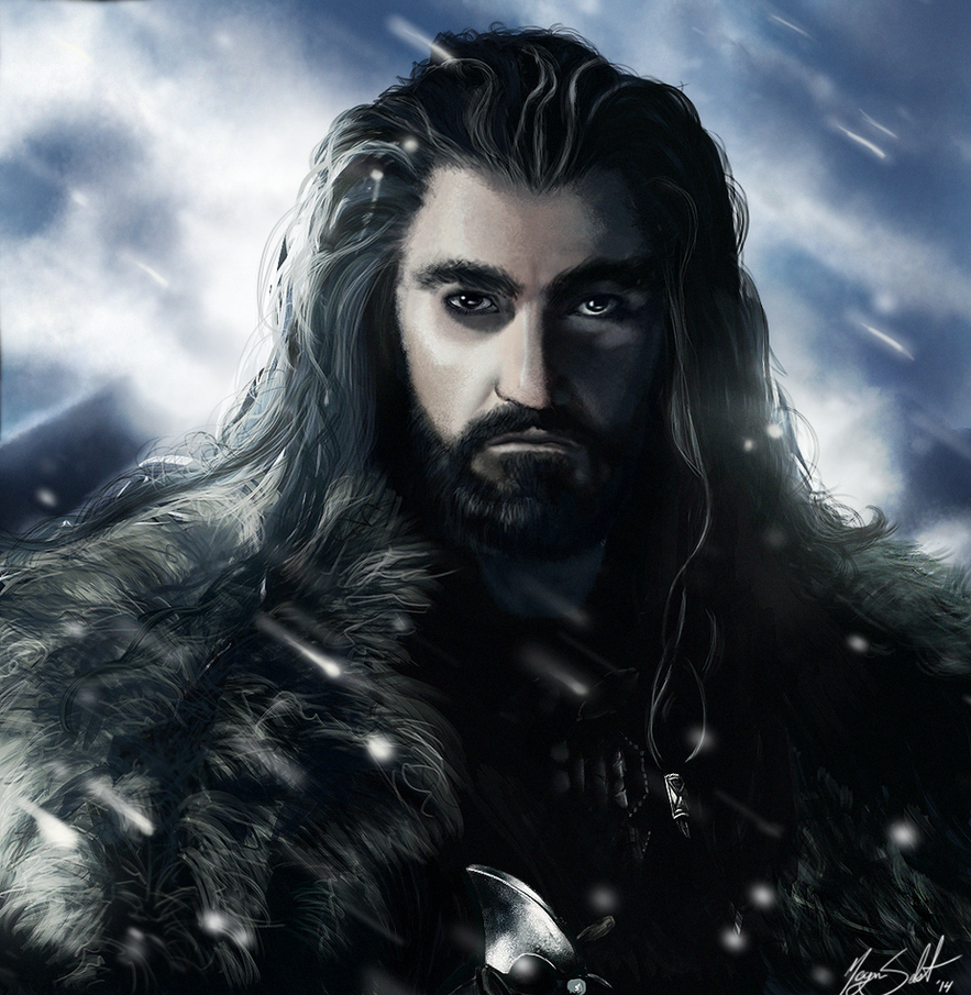 Thorin by Corrupted-Mooch