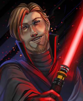 Comm - Sith Obi-Wan