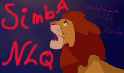 Simba Sees Mufasa in The Stars