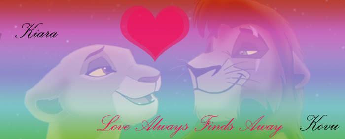 Love Always Finds Away