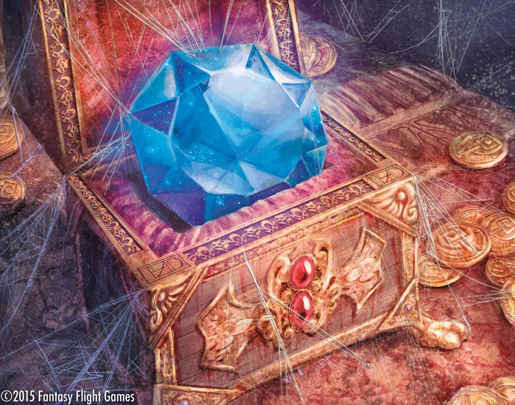 Blue Mountain Gem by LucasDurham on DeviantArt