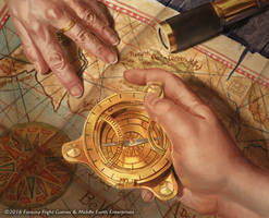 Mariners Compass by LucasDurham