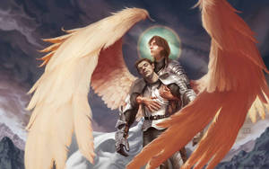 Angelic Shroud by LucasDurham