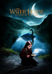 Movie poster LochNess by 3fkan