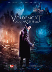 Voldemort Origins of the Heir -  Movie-Poster by 3fkan