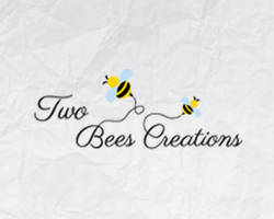 Two Bee Creation logo design