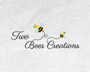 Two Bee Creation logo design by Dzire2Dzine