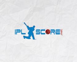 IPL Score logo design