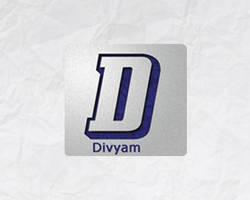 Divyam Commercial Pvt. Ltd. logo design