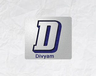 Divyam Commercial Pvt. Ltd. logo design by Dzire2Dzine