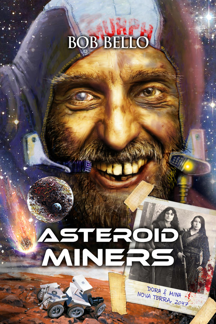 Asteroid Miners by Timeship