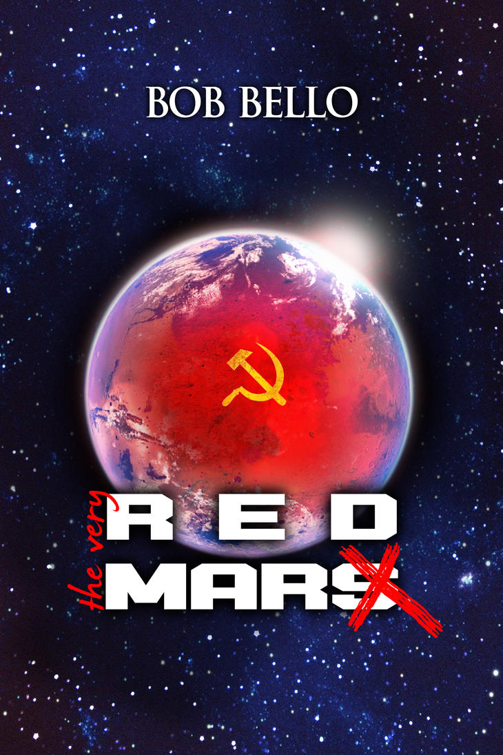 The Very Red Mars (Marx) by Timeship