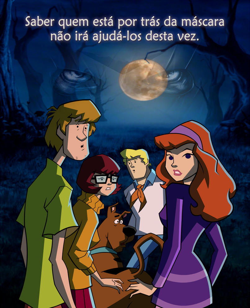 Scooby-Doo! in Friday the 13th by sahostudios