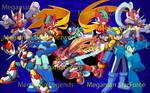 Megaman Compilation