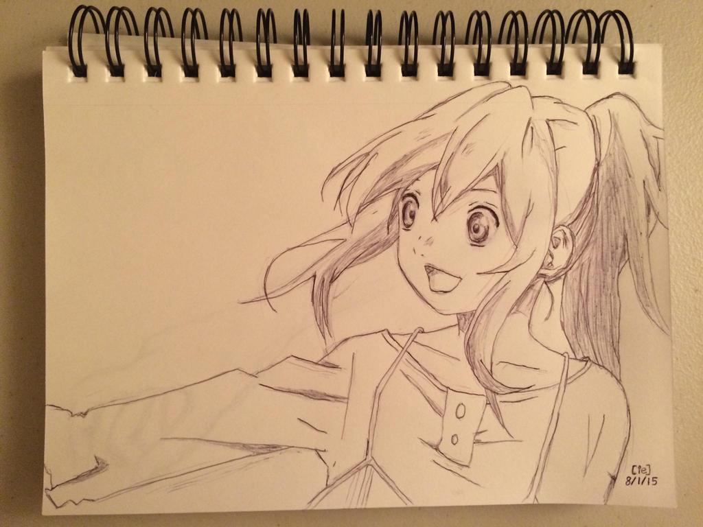 Kaori Miyazono by DDRKirbyISQ