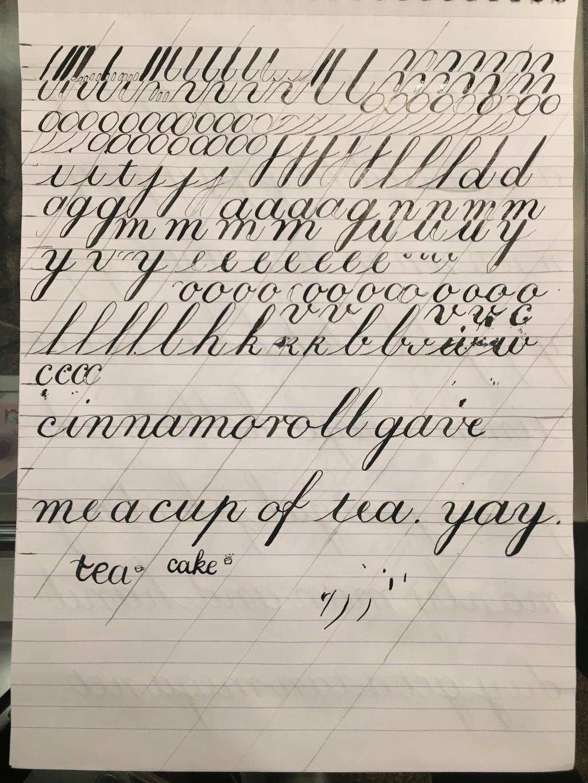Calligraphy (2) by DDRKirbyISQ