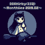 Monthlies 2019.02 by DDRKirbyISQ