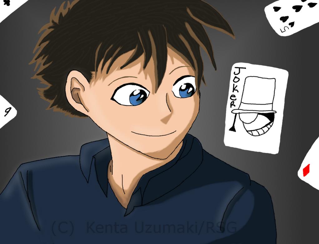 Kaito Kun by KentaUzumaki