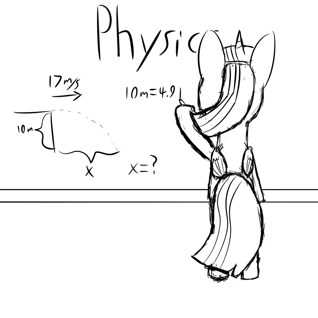 The coloring book of physics -  Atg Day Xxvii Physics Yeah By Kachu Applekiwi