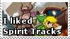 I Liked Spirit tracks Stamp by RadiantFuture