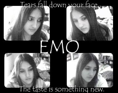 Emo by AbandonedShadow