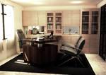 Interior - Studyroom