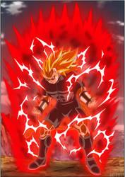 Dragon Ball New Age: Rigor ~ True Super Saiyan