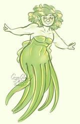 Squid James by GreenGhostlyJekyll
