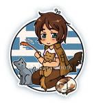 APH: chibi Greece