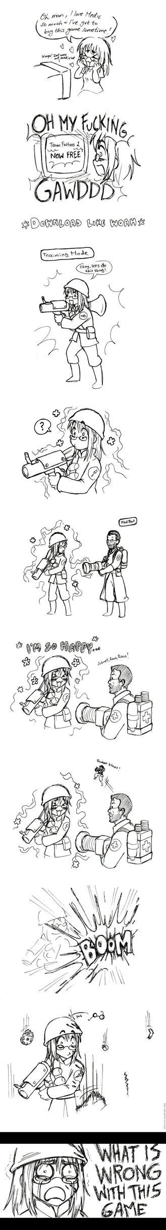 TF2: Adventures of a newbie by Kata-elf