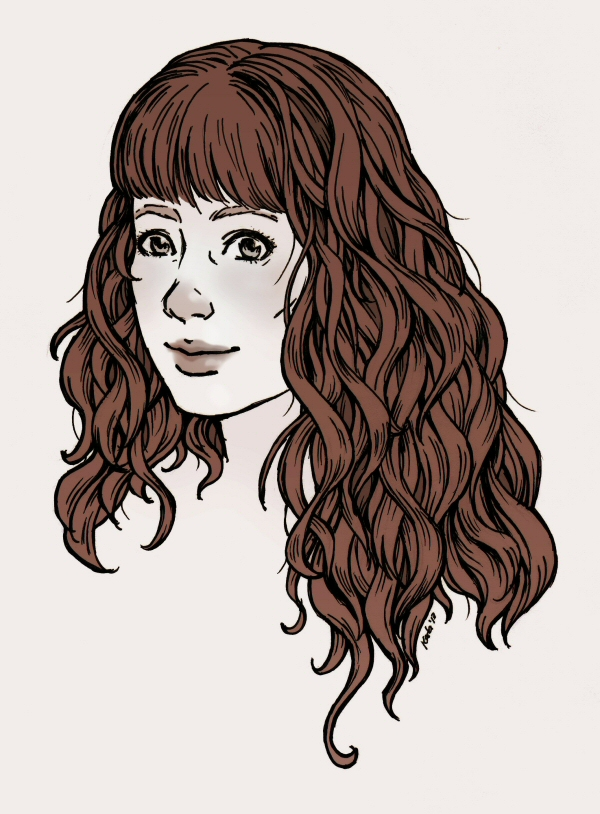 Curly Hair Elf Iconweld Com