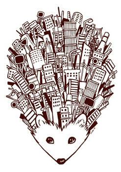 Urban Hedgehog