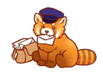 Postman by Kata-elf