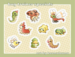 Tiny sticker sheet for tiny babies