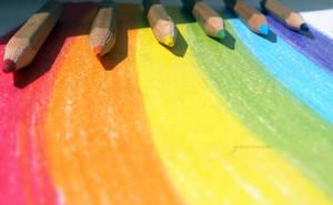 draw me a rainbow by greenxin