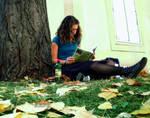 Enjoy autumn by greenxin