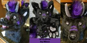 Purple Doggyle