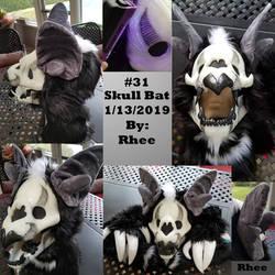Skull bat