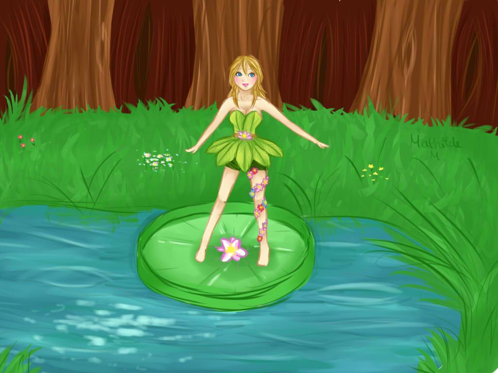 Fairy! by millymilk