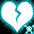 :Avvie: Broken hearts + Xbones by ShivaIcehedgehog