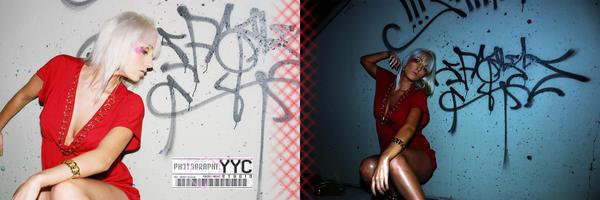 Walls of Grafitti by yycstudio