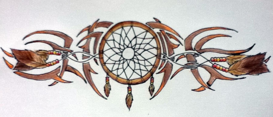 indian tribal tattoo: by cbrown1892 on DeviantArt