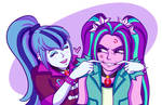 Smile, Aria~