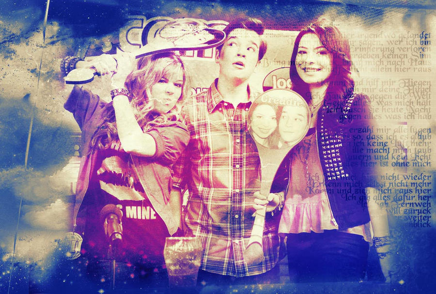 Icarly wallpaper 1 by blgraphics614 on deviantart - Icarly wallpaper ...