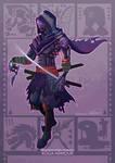 MH X POKEMON [Elite Four] - Koga Armour
