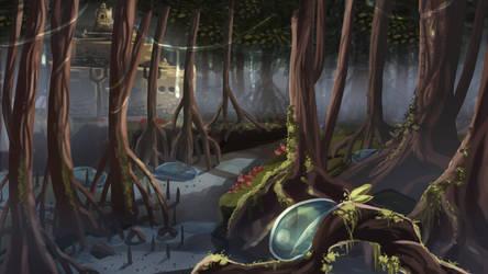 Swamp Dhegah